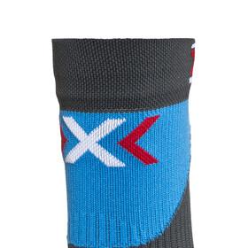 X-Socks Biking Pro sukat , harmaa/sininen